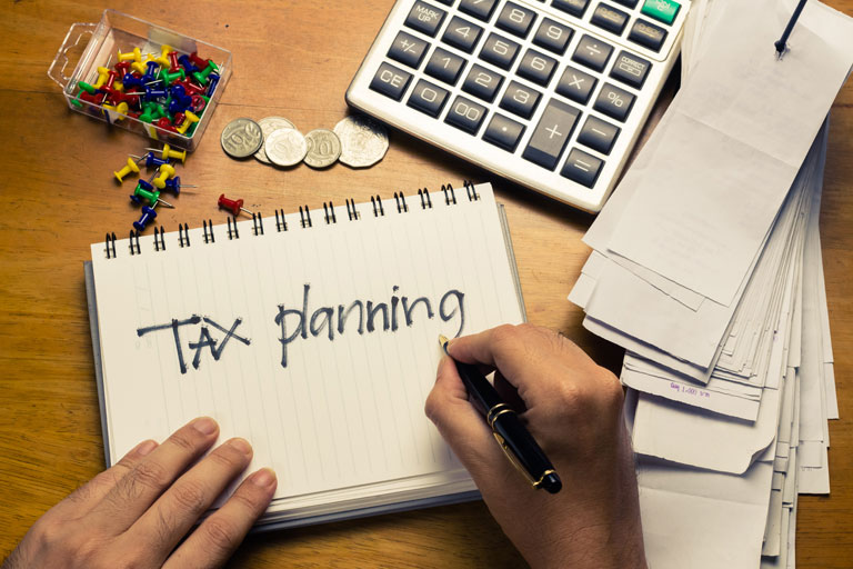 Tax planning from Copia Wealth and Tax, Wolverhampton